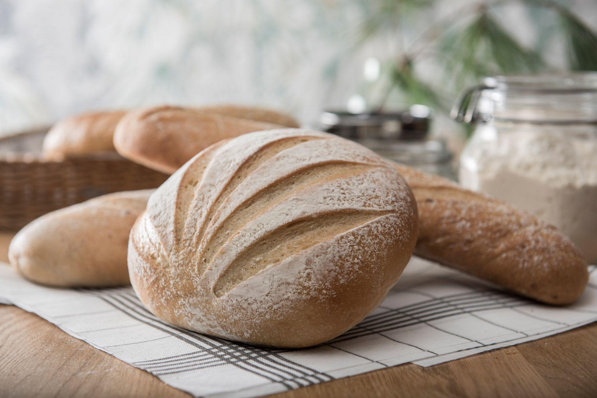ruoka aamiainen leipä