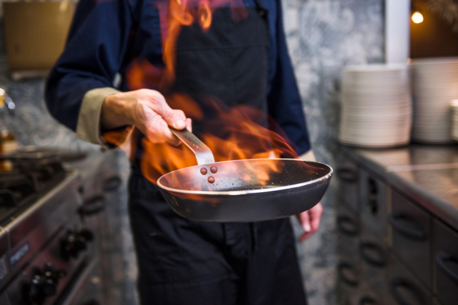 kokki ruoka